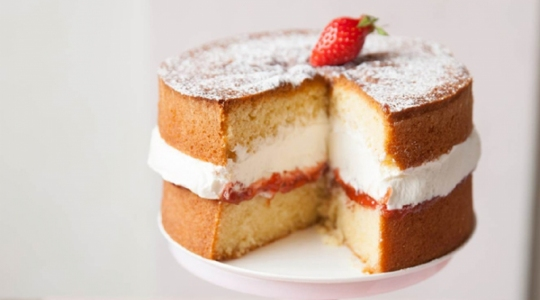 magimix, cook expert, cooking food processor, recipe, Victoria sponge cake