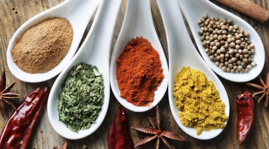 Barbecue spice mix